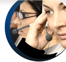 Call centre links