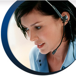 Telephone answering service for customer rorder lines